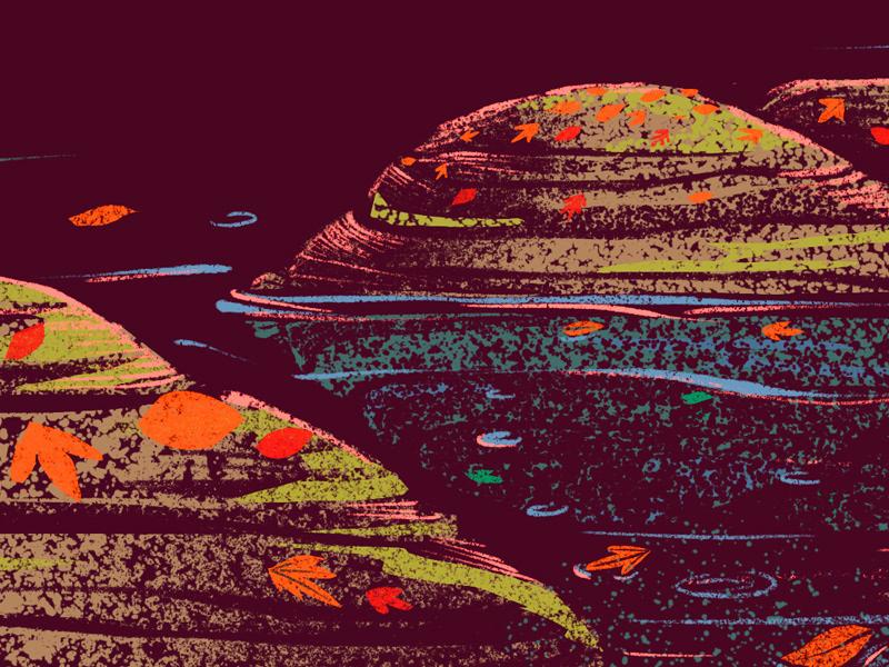 landscape – river 1