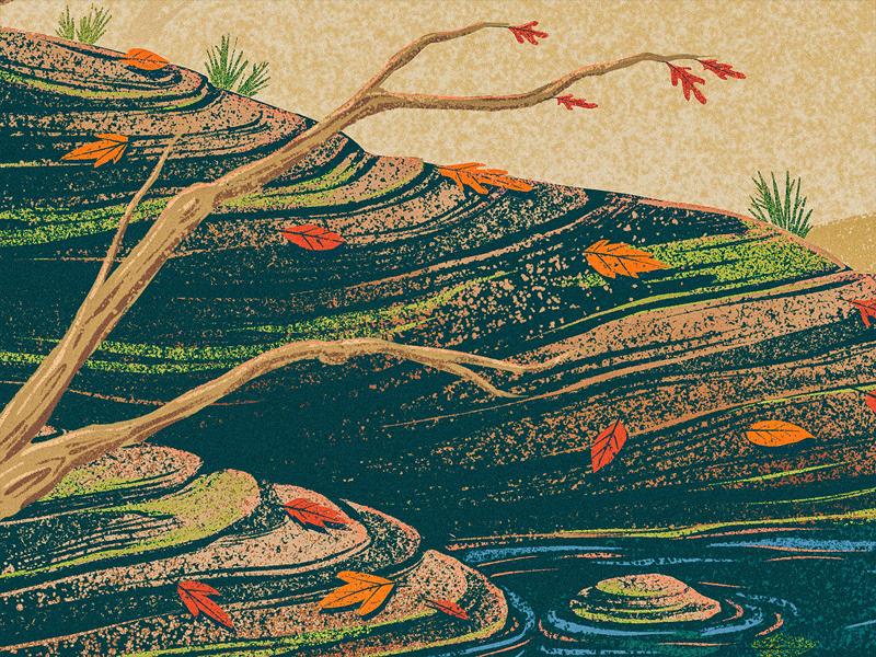 landscape – river 5
